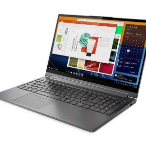 Ноутбук Lenovo Yoga C940-15IRH 15.6'' FHD(1920x1080) IPS GLOSSY/TOUCH/Intel Core i7-9750H 2.60GHz Hexa/16GB/2TB SSD/NVIDIA GeForce GTX 1650 Max-Q 4GB/WiFi/BT5.0/HD Web Camera/Active Pen/9.0h/2 kg/W10/1Y/IRON GREY