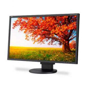 Монитор жидкокристаллический NEC Монитор LCD 21,5'' [16:9] 1920х1080 IPS, nonGLARE, 250cd/m2, H178°/V178°, 1000:1, 16,7M Color, 6ms, VGA, DVI, HDMI, DP, USB-Hub, Height adj., Pivot, Tilt, HAS, Speakers, Swivel, 3Y, Black