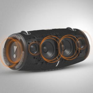 Портативная акустическая система JBL Xtreme 3 синяя