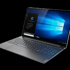 Ноутбук Lenovo Yoga S740-15IRH 15.6'' FHD(1920x1080) IPS GLOSSY/nonTOUCH/Intel Core i7-9750H 2.60GHz Hexa/16GB/512GB SSD/GF GTX1650 MAX-Q 4GB/noDVD/WiFi/BT5.0/1.0MP/3in1/15.0h/1.40kg/W10/1Y/IRON GREY