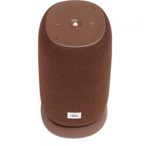 Портативная акустическая система JBL Link Portable Yandex, цвет коричневый