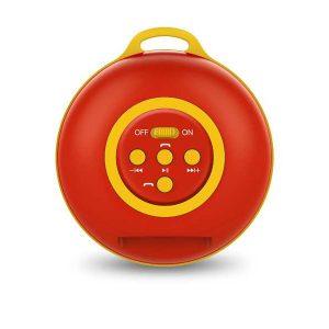 Акустическая система Genius портативная SP-906BT PLUS, R2, Red