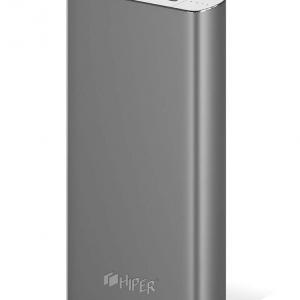 Внешний аккумулятор HIPER MPX20000 SPACE GREY