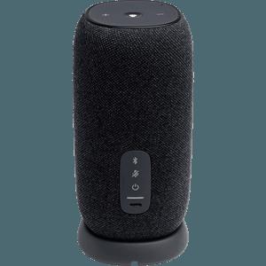 Портативная акустическая система JBL Link Portable Yandex, цвет черный