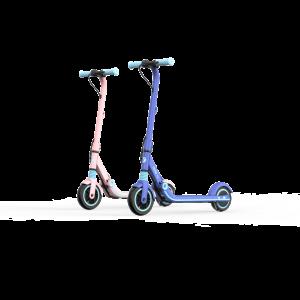 Электрический самокат Ninebot by Segway KickScooter Zing E8 blue