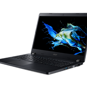 Ноутбук Acer TMP215-52-50DA TravelMate 15.6'' FHD(1920x1080) IPS nonGLARE/Intel Core i5-10210U 1.60GHz Quad/8 GB+512GB SSD/Integrated/LTE/WiFi/BT5.0/1 MP/SD,SDXC,SDHC/Fingerprint/3cell/1,8 kg/W10Pro/3Y/BLACK