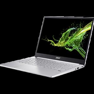 Ноутбук Acer SF313-52-76NZ Swift 3 13.5'' QHD (2256x1504) IPS GLARE/Intel Core i7-1065G7 1.30GHz Quad/16 GB+512GB SSD/Integrated/WiFi/BT5.0/1.0MP/Fingerprint/4cell/1,2 kg/W10Pro/3Y/SILVER