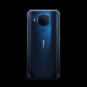 Смартфон Nokia 5.4 DS TA-1337 6/64 RU BLUE, 6/64 1621 см (6.38) 19.5:9 1560 x 720 пикселей 4x20 ГГц+4x20 ГГц 8 Core 6GB RAM 64GB up to 512GB flash 48 МП+48 МП+2 МП+5 МП+2 МП+16 МП/16 MP, 3 Sim, 2G, 3G, LTE, BT v4.2, Wi-Fi, NFC, GPS/AGPS/GLONASS/BDS/Galileo, Type-C, 4000 mAh, Android 10, 181g, 160.9 мм