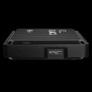 Накопитель на жестком магнитном диске WD Внешний жесткий диск WD_BLACK P10 Game Drive WDBA3A0050BBK-WESN для игровых косолей и ПК 5TB 2,5″ USB 3.2 Gen 1