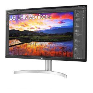 Монитор жидкокристаллический LG Монитор LCD 31.5'' [16:9] 3840x2160(UHD 4K) IPS, nonGLARE, 3