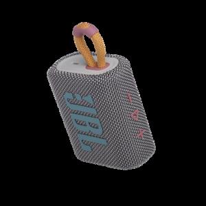 Портативная акустическая система JBL GO 3 серая