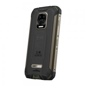 "Смартфон Doogee S59 Pro Army Green, 5.71"" 720 x 1520 пикселей, 2.0GHz, 8 Core, 4GB RAM, 128GB"