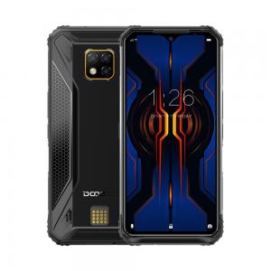 Смартфон Doogee S95 Pro Mineral Black, 6.3'' 1080x2160, 2x2,2 ГГц+ 6x2,0 ГГц, 8 Core, 8GB RAM, 128GB, up to 256GB flash,