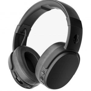 Наушники Skullcandy беспроводные полноразмерные CRUSHER WIRELESS OVER EAR, черные