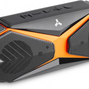 Беспроводная колонка Accesstyle Aqua Sport BT Black-Orange