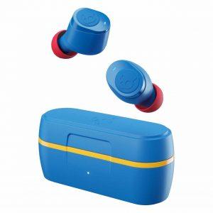 Наушники беспроводные внутриканальные Skullcandy JIB TRUE WIRELESS IN-EAR, синие