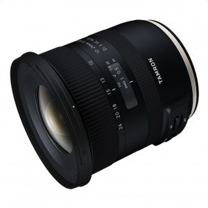Объектив Tamron Объектив 10-24mm F/3.5-4.5 Dii VC HLD for Canon (в комплекте с блендой)