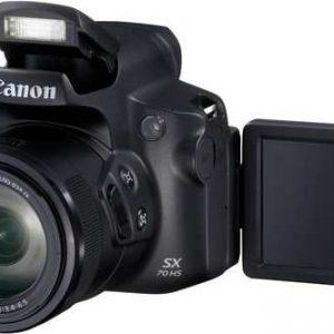 Фотоаппарат цифровой Canon PowerShot SX70HS