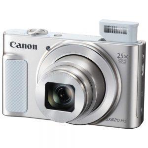 "Фотоаппарат цифровой Canon IXUS 190 серебристый, 20Mpx CCD, zoom 20x, оптическая стаб., 1280×720/25p, экран 2.7"", Li-ion"
